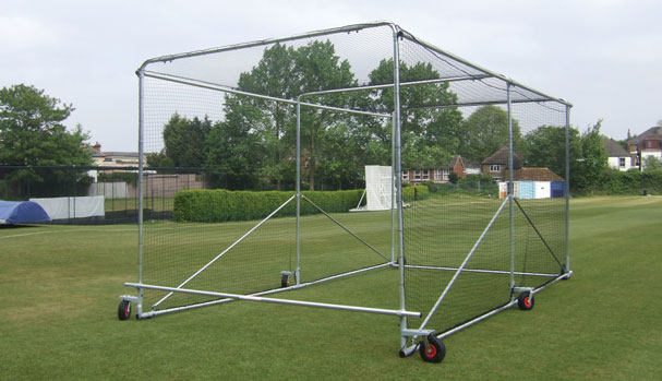 Premier Portable Galvanised Steel Cricket Cage
