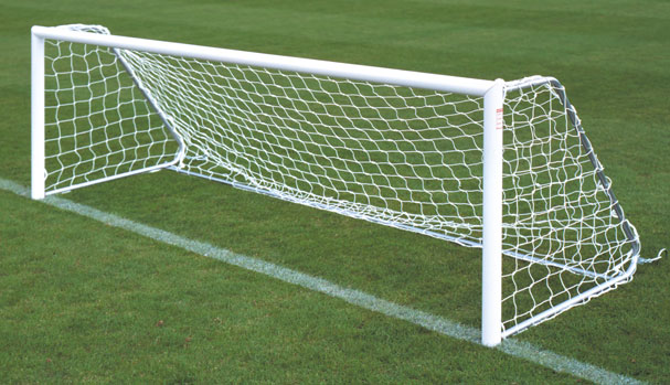 Freestanding Aluminium Five-A-Side Goals