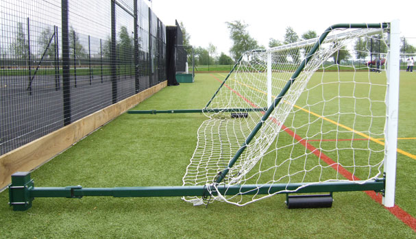 3G Fence Folding Five-A-Side Goals