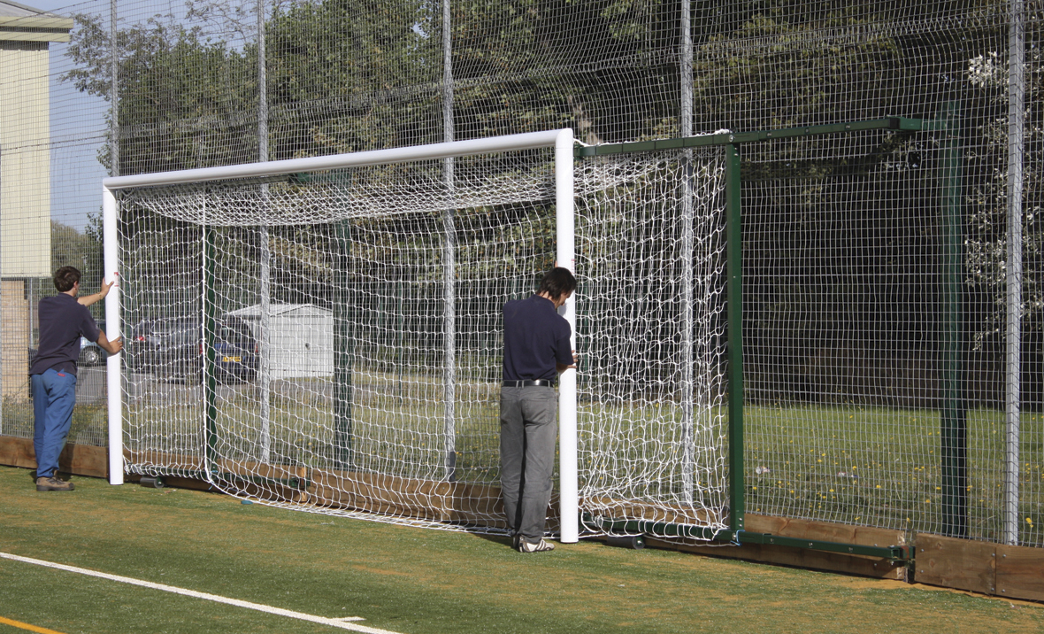 9 v 9 Fence Folding Goal