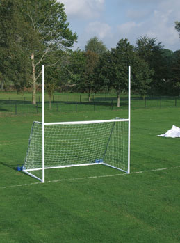 Freestanding Steel 4.5m Junior Gaelic Posts