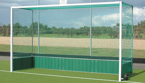 Freestanding Steel Premier hockey Goals
