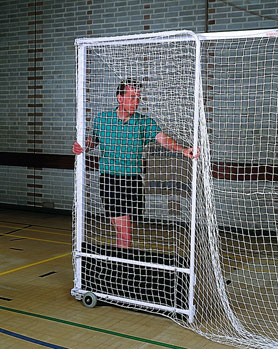 Indoor Steel Folding hockey Goal