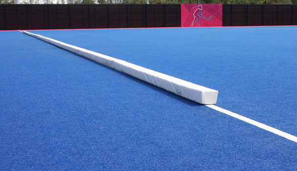 How Long Is A Football Pitch >> Hockey Pitch Divider Pads