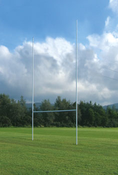 Socketed Aluminium Rugby