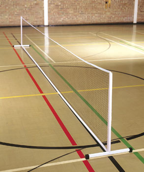 Freestanding Practice Mini Tennis Posts