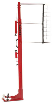 Competition Telescopic Volleyball Posts
